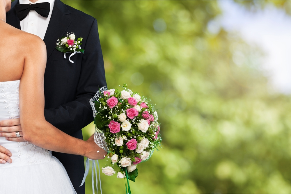 pareja préstamo boda